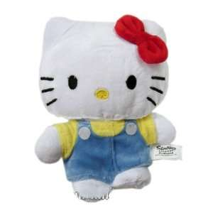 Hello Kitty Mini Plush Doll With Card   Sanrio Hello Kitty