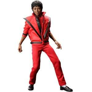 Hot Toys Michael Jackson 12 Inch Action Figure Thriller Toys & Games