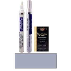 Oz. Bermuda Blue Metallic Paint Pen Kit for 1991 Nissan Pathfinder