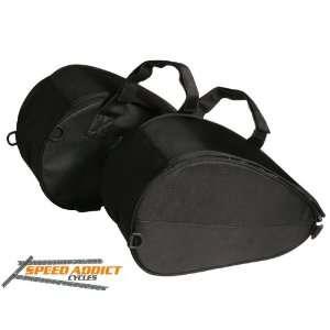 Dowco Value Saddle Bag Motorcycle Sport Bike Luggage Automotive