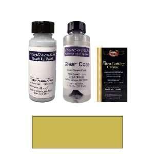 2 Oz. Cibola Gold Metallic Paint Bottle Kit for 2003 Lexus