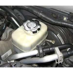 Ford Mustang Chrome Billet Brake Fluid Cap 2005, 2006, 2007, 2008