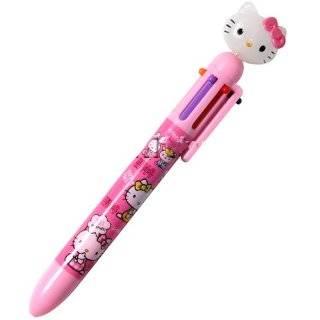 Hello Kitty Sanrio 5PK Highlighter set   Pink, Orange, Yellow, Green