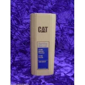 Caterpillar 772B/773B OEM Service Manual SENR7855 Caterpillar