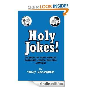 Church Bulletin Cartoons: Tony Koszarek:  Kindle Store
