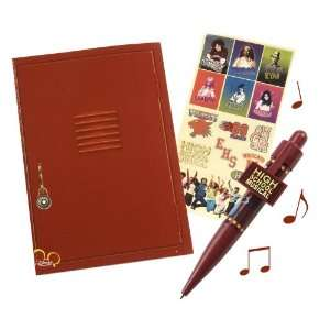 Disney High School Musical Activity Pad and Pen Set, Plays What Time