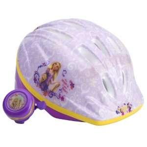 Disney Princess Girls Rapunzel Toddler Microshell Helmet