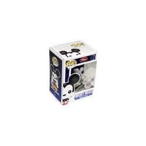 Pop Disney Mickey Mouse Black and White Vinyl Figure