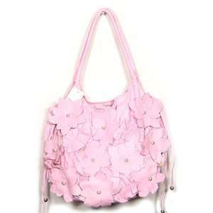 Designer Inspired Flower Handbag