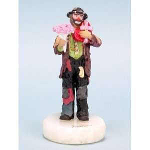 With Love Clown Emmett Kelly Jr. by Ron Lee Made in