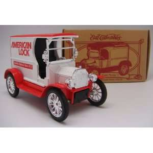 Ford Model T Delivery Truck 125 Scale Model