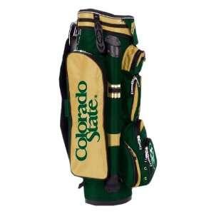 College Licensed Golf Cart Bag   Colorado St. Sports