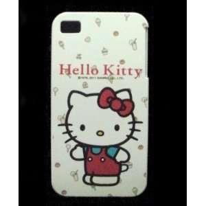 iPhone 4 Hard Case   Hello Kitty Full Body Treats