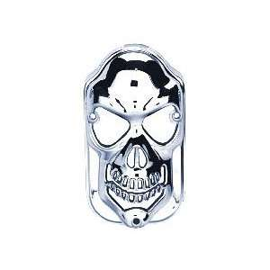 Skull Tombstone Taillight Lens Cover For Harley Davidson: Automotive