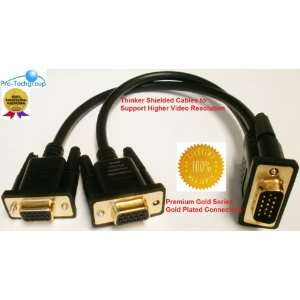 Pro Techgroup Premium GOLD Series VGA SVGA Monitor