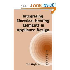 Integrating Electrical Heating Elements in Appliance
