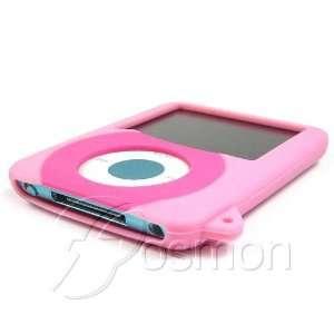 com Apple iPod nano 3rd Generation 4Gb & 8Gb Kroo Silicone Skin Case