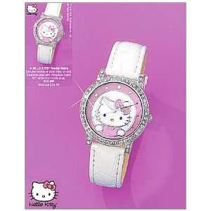Brand New Avon Hello Kitty Twinkle Watch