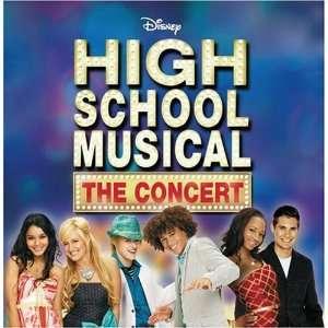 high school music audio: