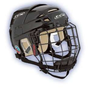 CCM Vector V08 Hockey Helmet w/Cage Sports & Outdoors