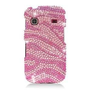 Repp R680 Full Diamond Case Hot Pink Zebra Cell Phones & Accessories