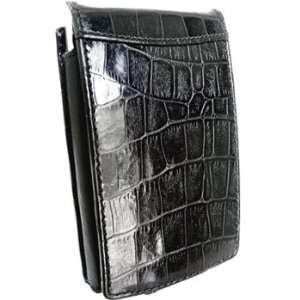 Crocodile Pattern Leather Case for hp iPaq rz1700 Series Electronics