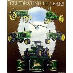 John Deere Sign: Patio, Lawn & Garden