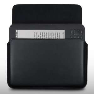 com  KINDLE 3 PU LEATHER LATERAL ORIENTATION CARRY CASE / COVER