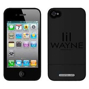 Lil WAYNE on AT&T iPhone 4 Case by Coveroo  Players