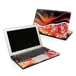 Riptide Design Protector Skin Decal Sticker for Apple MacBook Pro 17