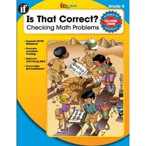 Checking Math Problems (9780742427853): Melissa Warner Hale: Books