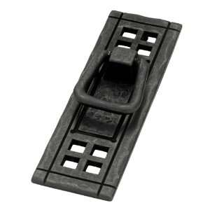 Liberty Hardware PN8006 SAM A Mission Flat Black Pulls Cabinet Hardwar