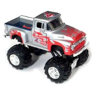 Cleveland Indians MLB 1956 Ford Monster Truck  Sports