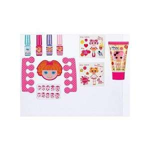 Lalaloopsy Cosmetic Accessory Pack Mega Nail Art Kit Toys & Games