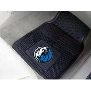 Dallas Mavericks Vinyl Car/Truck/Auto Floor Mats