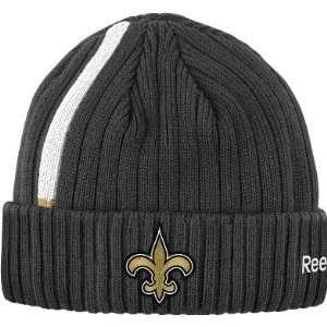 Orleans Saints NFL Sideline Coaches Cuffed Knit Hat