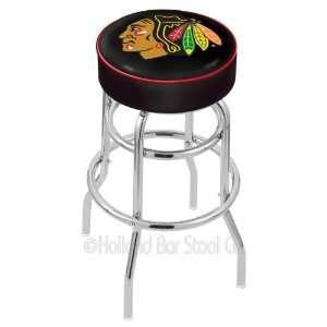 Chicago Blackhawks NHL Hockey L7C1 Bar Stool Sports