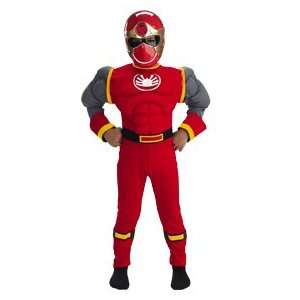 Childs Power Rangers Ninja Storm Costume (SizeLarge 7 10