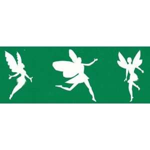 FAIRY STENCIL Snazaroo Face Painting Stencil Toys & Games