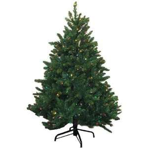 4.5 Deluxe Fraiser Fir Artificial Christmas Tree   Pre