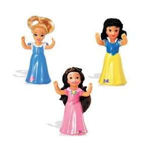 Disney Princess My First Princess Cinderella, Belle and Snow White
