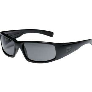 Protective Military Sunglasses/Eyewear   Black/Gray / One Size Fits