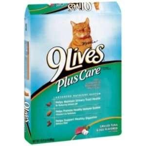 9 Lives Senior Plus Care Dry Cat Food