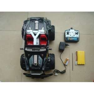 radio control car 1/12 scale 40cm front and rear