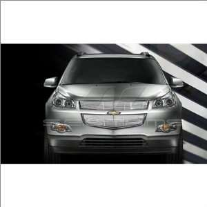 SES Trims Chrome Billet Upper Grille 09 11 Chevrolet
