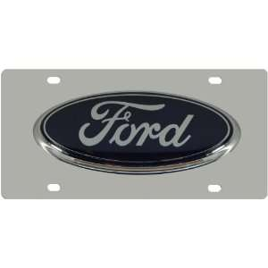 Stainless Steel License Plate Tag from Redeye Laserworks Automotive
