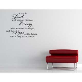 Vinyl Wall Decals Lettering Quotes Sayings Art Decor