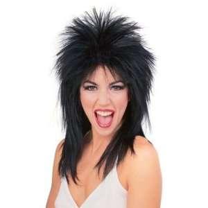 Super Star Wig Black Beauty