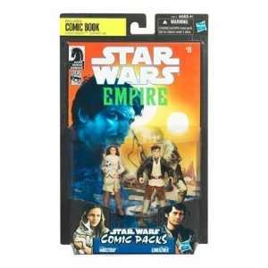 Star Wars 2010 Comic Book Action Figure 2Pack Dark Horse Star Wars