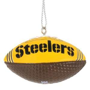 NFL Pittsburgh Steelers Team Image Ball Ornament Sports